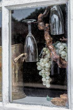 Wine Bar Window, Rye