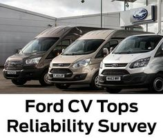 Ford Commercial Vehicles Top Reliability Survey > Business Solutions from Essex Ford