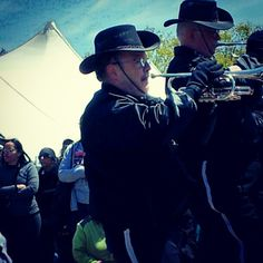 Horn section Daff fest