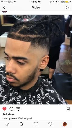 474 Best Dope Haircuts Images In 2019 Men S Haircuts Black Men