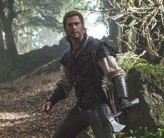 The Huntsman Winters : Photo Chris Hemsworth
