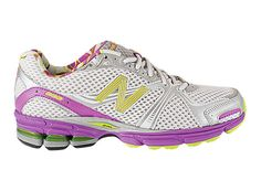 New Balance 880 - White_with_Purple_and_Yellow