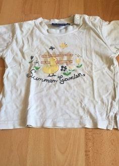 Kaufe meinen Artikel bei #Mamikreisel http://www.mamikreisel.de/kleidung-fur-madchen/kurzarm-t-shirts/28900811-t-shirt-in-der-grosse-80