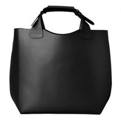 ADDISON ROAD Paddington Leather Tote Bag Black Addison Road, Black Leather Tote Bag, Travel Luggage, Wallets, Handbags, Totes, Purses, Purse, Hand Bags