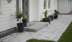 Cottage Front Yard, Balcony Plants, Backyard Landscaping, Landscape Design, Entrance, Pergola, Castle, Patio, Outdoor Decor