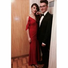#STUNNING <3 Simply loving @ciptoki's look in our red #Cora maxi dress! Hope you had a gorgeous time while wearing Jarlo! #potd #ootd #blacktie #promdress #occasionwear