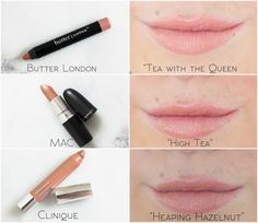 Barely There Lip Colors