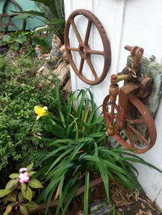 cottage garden Cottages, Garden, Plants, Cabins, Garten, Country Homes, Lawn And Garden, Cottage, Gardens
