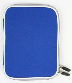 Blue Neoprene Memory Foam Sleeve Case Cover for Kindle Paperwhite, Kindle Touch Wi-Fi / 3G and Kindle // Black Friday Deals // Get a Bonus Mini Stylus Pen + EnvyDeal Velcro Cable Tie // MULTIPLE COLORS AVAILABLE! by Kroo. $9.39. Bundle Includes one Black mini Stylus Pen that can be plugged into the headphone jack while not in use. Memory foam Sleeve Case with Zipper Closure for eReaders to use alone or inside your Laptop Tote, Briefcase, Bag or Purse. Protecti...