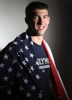 Michael Phelps Photos - Michael Phelps of the U. Olympic Swim Team Media Day at Stanford University on July 2008 in Palo Alto, California.
