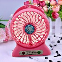 Mini Power Bank Fan (BLM-PB190)