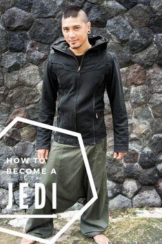 Entdecke Ninja Kimono und Assassins Creed Outfit in unserem Shop. Alternative Men, Alternative Fashion, Goa, Assassins Creed Outfit, Men Fashion, Fashion Art, Jedi Outfit, Streetwear, Yoga Mode