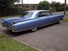 1964 fleetwood | Cadillac Fleetwood Sedan 1963 Till salu - Information om bilen ...