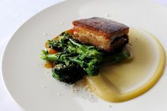 How to cook pork belly sous vide