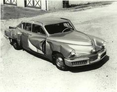 The 1948 Tucker That Rolled At Indianapolis