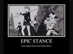 Crona doesn't know how to deal with it.