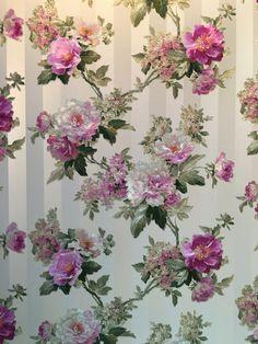 classic flowers wallpaper - A.S. Création