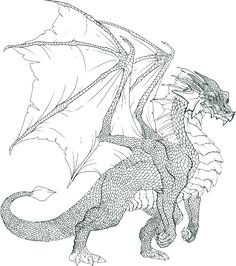 Always Wicked Dragon Coloring Pages - Dragon Coloring Pages : KidsDrawing – Free Coloring Pages Online