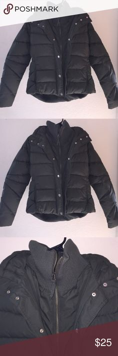 Bitten by SJP Puff Coat Excellent condition! Size is a M, fitted. Brand is bitten by Sarah Jessica Parker. Bitten Jackets & Coats Puffers