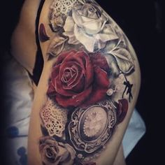 Sexy Tattoo Ideas For Girls