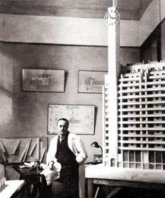 Edifício Mesbla (Maquete) – 1932   http://www.skyscrapercity.com/showthread.php?t=877776&page=60