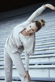 Love the style of LeMuse yoga clothes