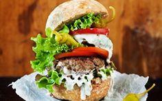 Ronski kesäburgeri / a rough summer burger
