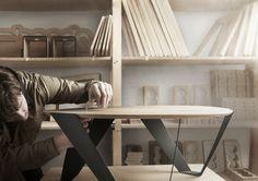 MOBIUSH | tabanda grupa projektowa - meble, furniture, design, architektura