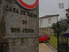 Incêndio em Casa de Saúde de Braga provoca um ferido grave