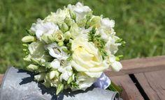 Bouquet de mariée Champêtre- My Wedding Box - France Fleurs