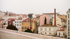 elixiere: Lisbon (von What Katie Does) What A Wonderful World, Far Away, Wonders Of The World, My Dream, To Go, Lisbon Portugal, Mansions, Architecture, House Styles