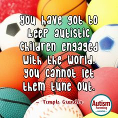 Quotes About Parenting Quotes About Autism 2  Pinterest  Temple Grandin And Autism