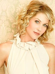 For Maddie...Christina Applegate and her cute hair.