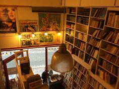 Zebercet @ Kadıköy, İstanbul Antique Bookshop