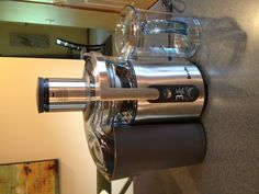 I want this juicer! Breville