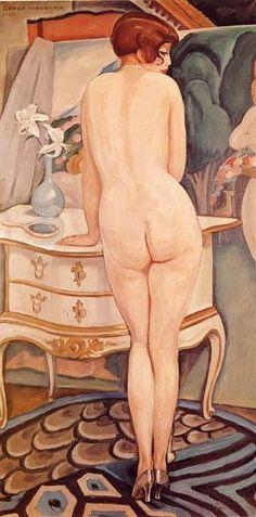 Artist Gerda Wegener