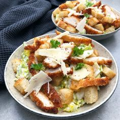 Salad Menu, Salad Dishes, Easy Salad Recipes, Easy Salads, Crab Stuffed Avocado, Cottage Cheese Salad, Salad With Sweet Potato, Food Crush