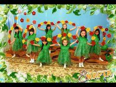 Зимние забавы, театр танца имени Розы Фибер, г. Барнаул - YouTube