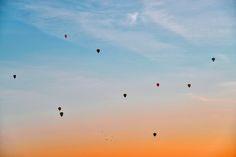Ballons by Alexander Deshkovets on 500px
