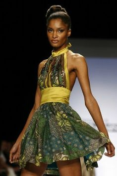 Korto Momolu, Liberian Fashion Designer
