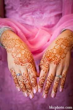 indian wedding traditional mehndi party…