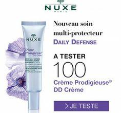 Testez la Crème Prodigieuse DD Crème de NUXE !