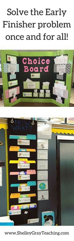 If you are currently using, or considering implementing The Early Finisher Board into your classroom, this page is going to inspire you! I will share tons of teacher pictures and feedback with you. You will see just how you can modify this resource to fit the exact needs (and space) inside your classroom. A free two-week sample is also available!