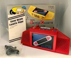Kassetten Player Osaki BC8 fürs Velo NOS in Steinen kaufen bei ricardo.ch Cassette, Bicycle, Ebay, Vintage, Model, Red, Auction, Packaging, Bicycle Kick