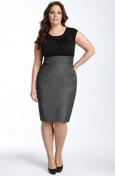 Cheap Plus Size Women S Summer Dresses Code: 7663345387 Big Girl Fashion, Curvy Women Fashion, Plus Size Fashion, Looks Plus Size, Plus Size Model, Molliges Model, Moda Plus Size, Plus Size Beauty, Ashley Graham