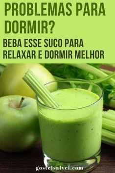 Beba esse Suco para relaxar e dormir melhor Cantaloupe, Smoothie, Fruit, Health, Food, Natural, Fitness, Diet To Lose Weight, Canela