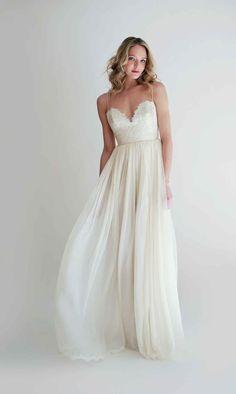 Lucinda dress $3,125 leannemarshall.com (Photo: Leanne Marshall)