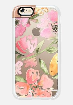 Floral iPhone 6s case by A Life of Color | Casetify