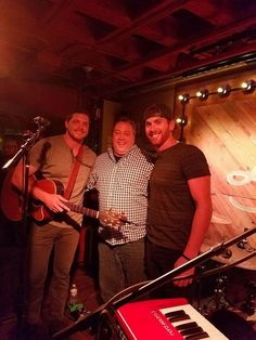 We had a great time last night hanging out with some awesome country artists from Nashville.