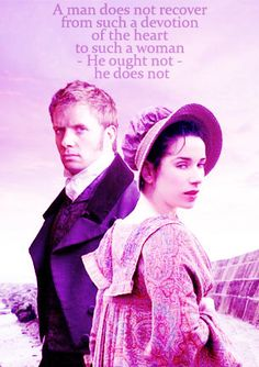 Persuasion. My favorite Jane Austen's book.